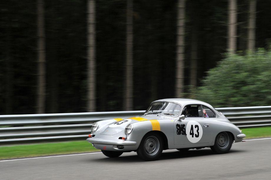 Porsche 356 B Carrera GT 2