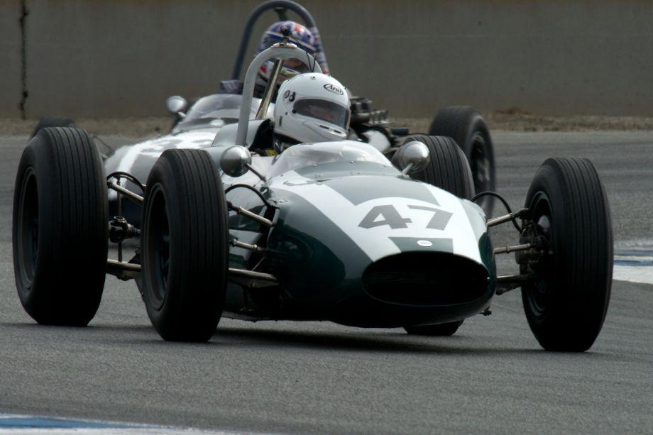 David Allison's Cooper T62.