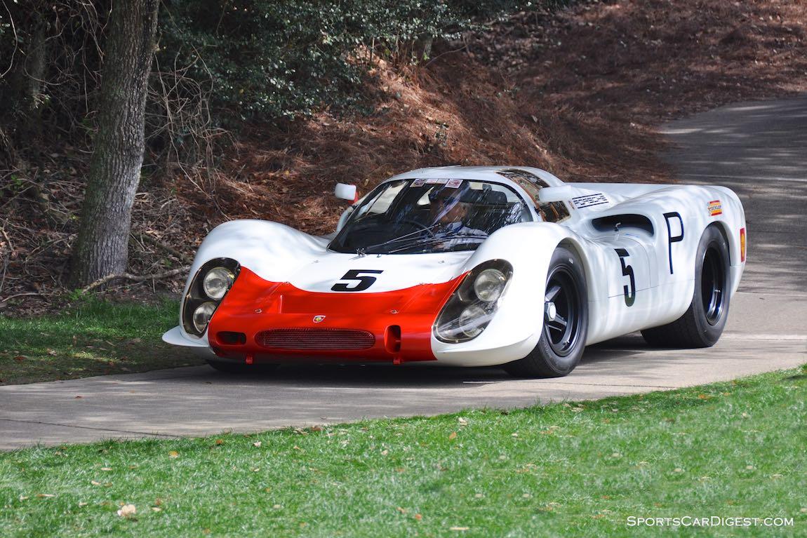 1969 Porsche 908 Short-Tail Coupe