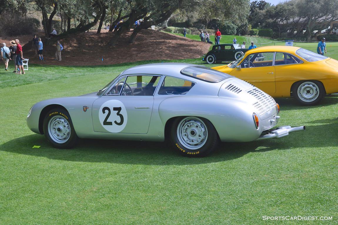 1960 Porsche 356B Carrera Abarth GTL