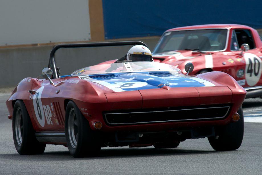 Joseph Hofmann's 1965 Corvette.