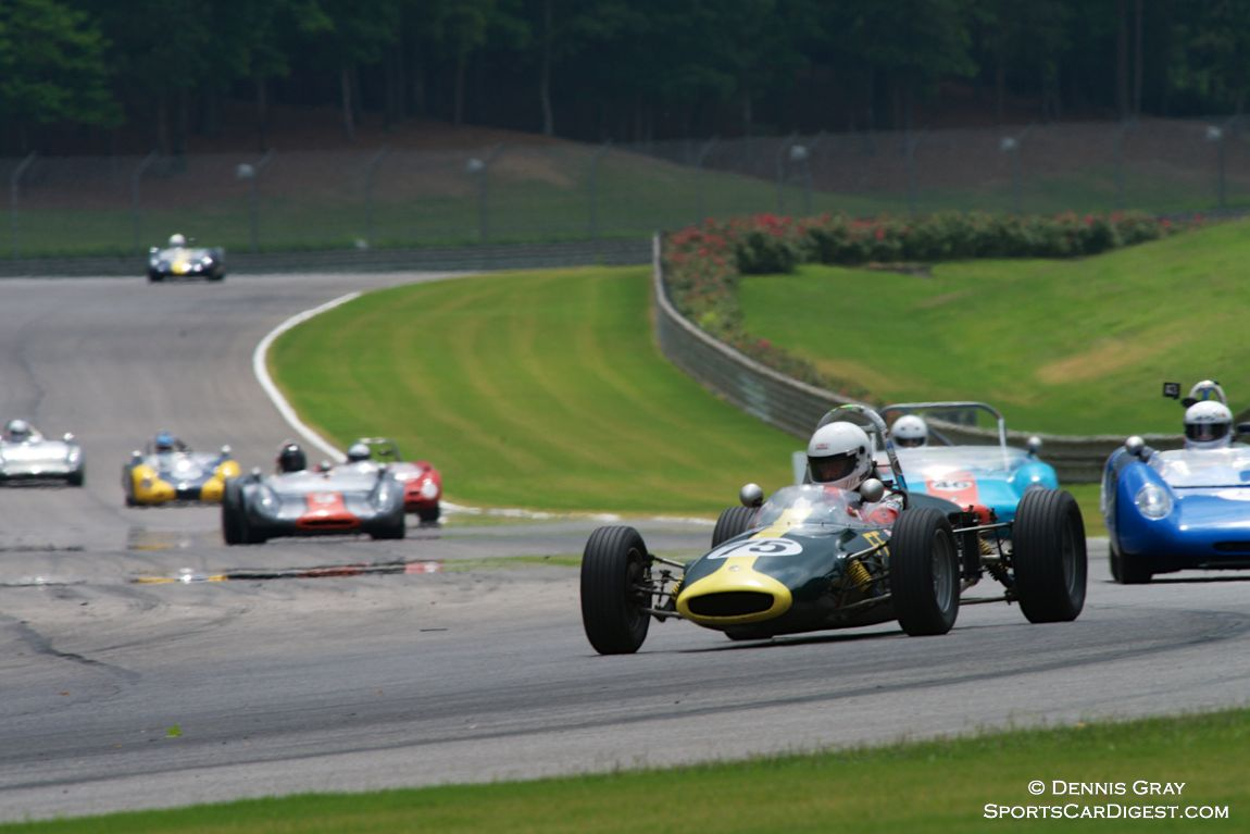 Peter Hardsteen's Lotus 51B