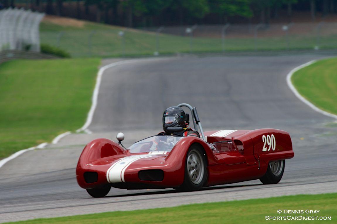 Jeffrey Carr's Elva Mark VI