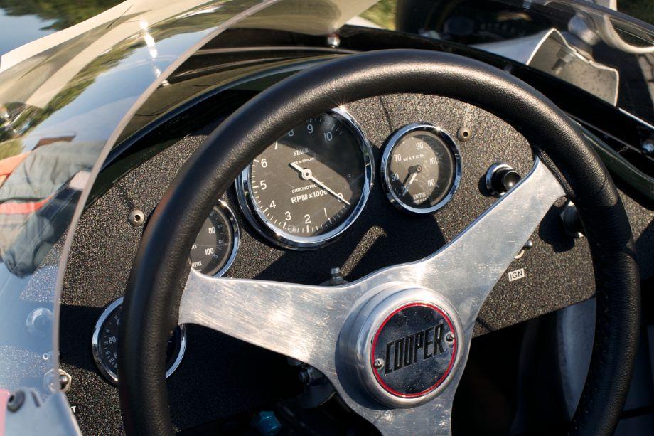 Ex-Steve McQueen 1961 Cooper T56 MkII