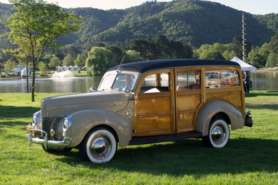 1940 Ford 'Woody'