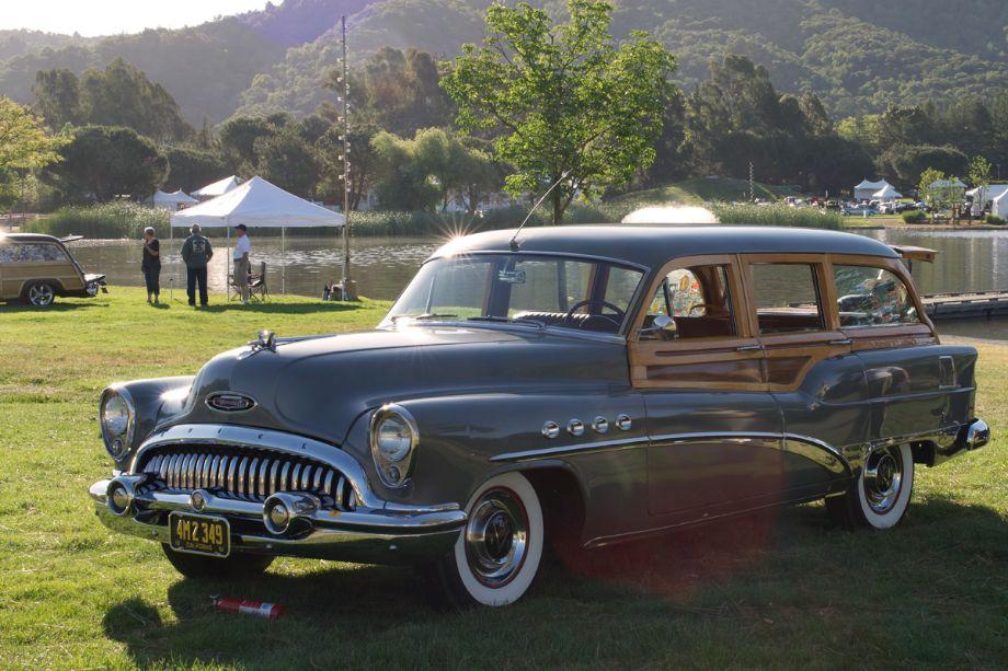 1951 Buick Woody wagon.