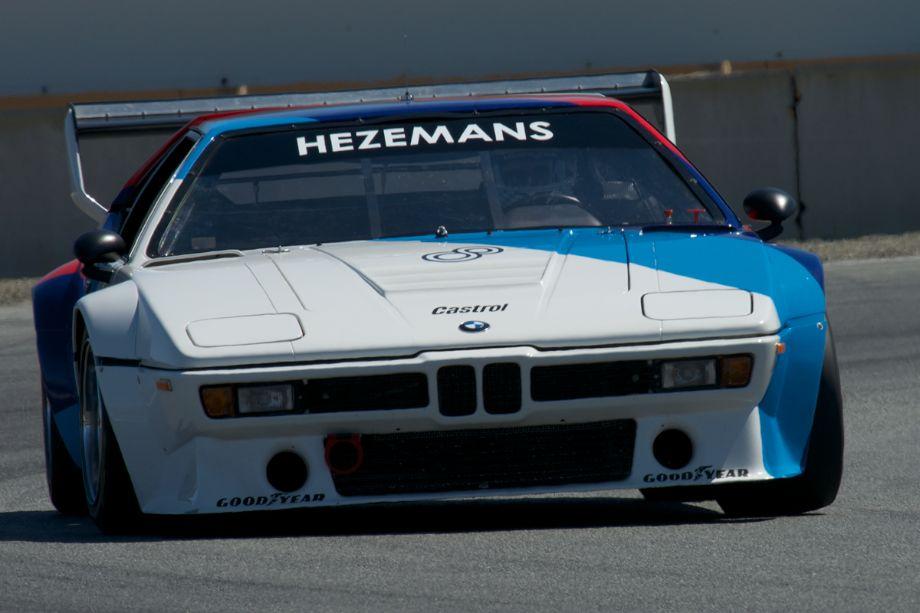 Henry Schmitt's 1978 BMW M1 Procar.