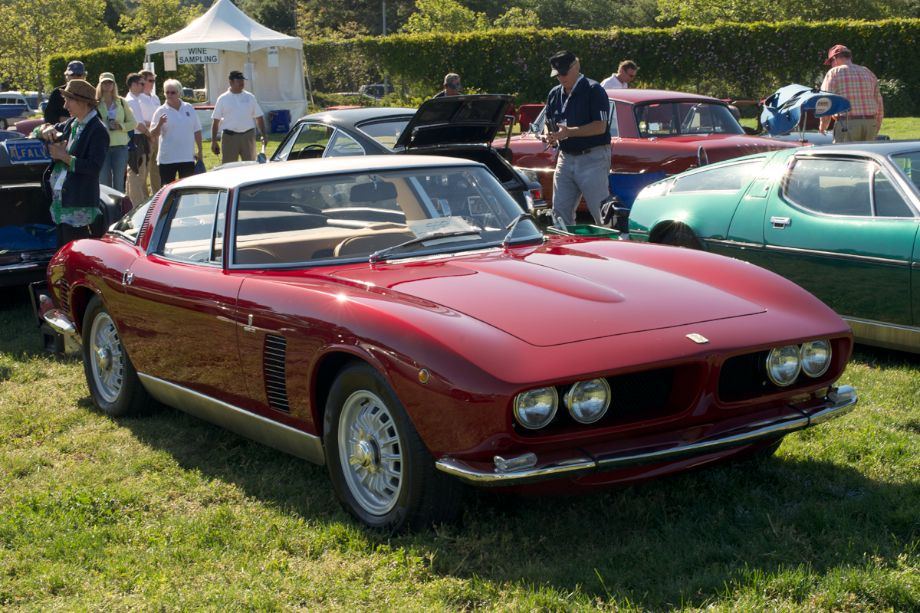 1965 Iso Grifo GL Prototype.