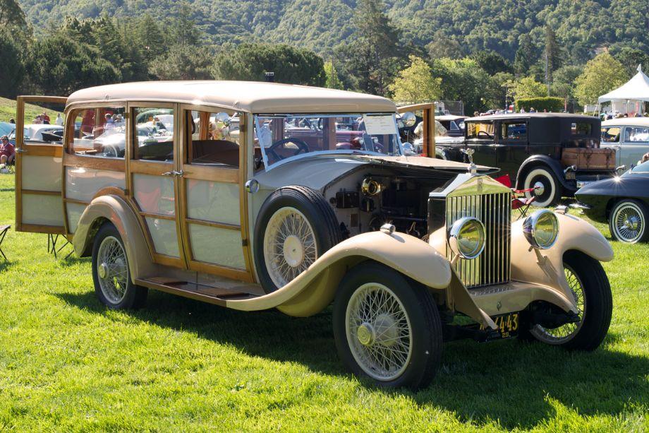 1929 Rolls-Royce 20HP Shooting Brake