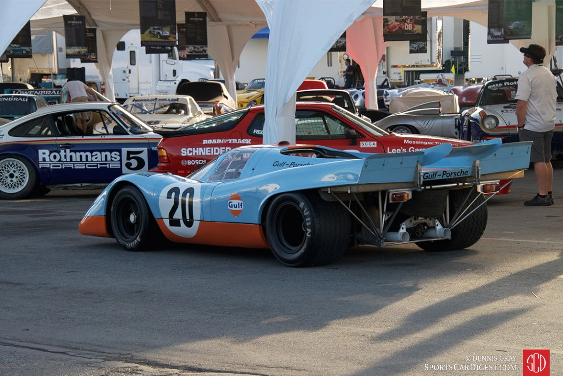 Porsche rennsport reunion v 2015 photos results report for Garage automobile le mans