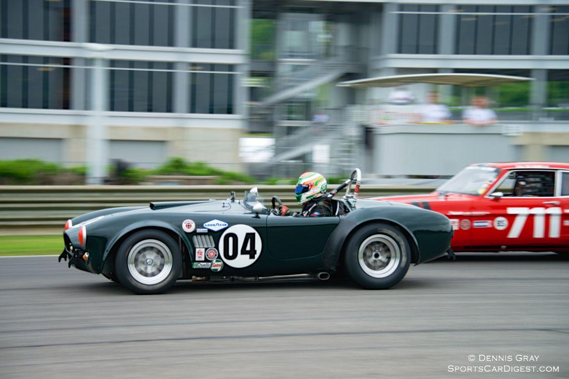 John McKenna's 1963 Shelby Cobra