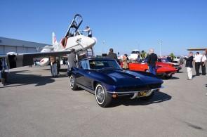 Chevrolet Corvette at McCall Motorworks Revival 2012
