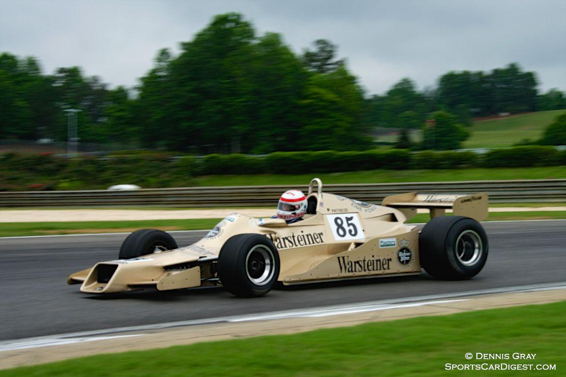 Ron Maydon's Arrows FA1