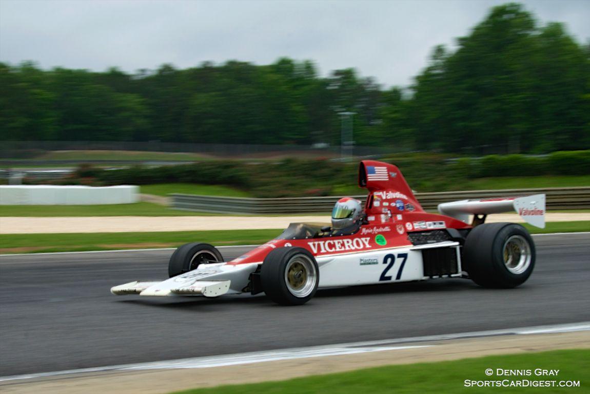 John McKenna's Parnelli VPJ-4