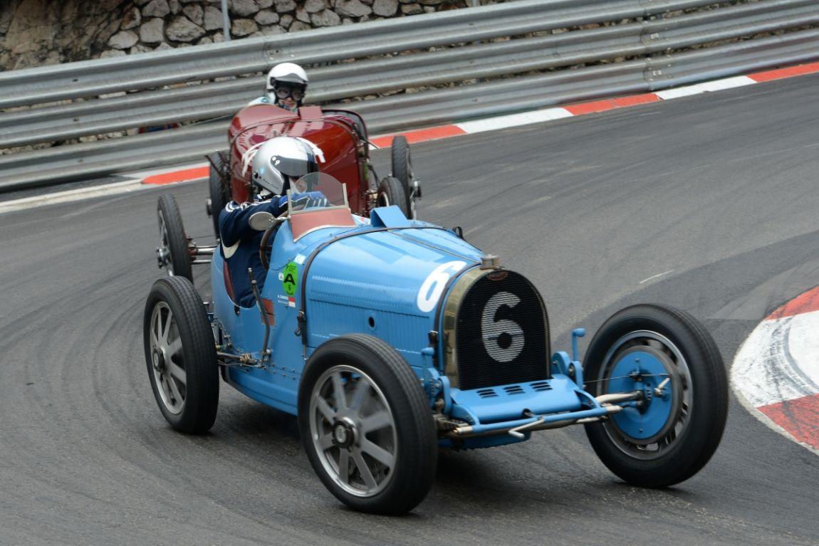 1927 Bugatti Type 35/51 and 1926 Bugatti Type 35