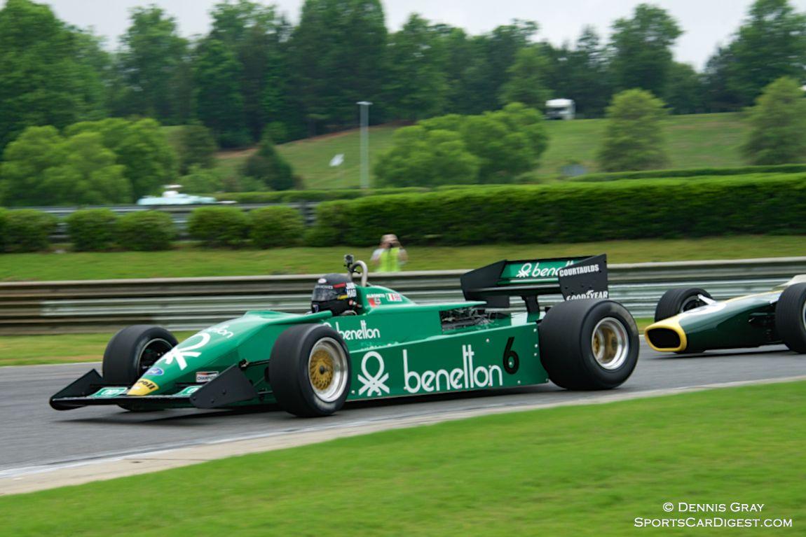 James Hagan's Tyrrell 011