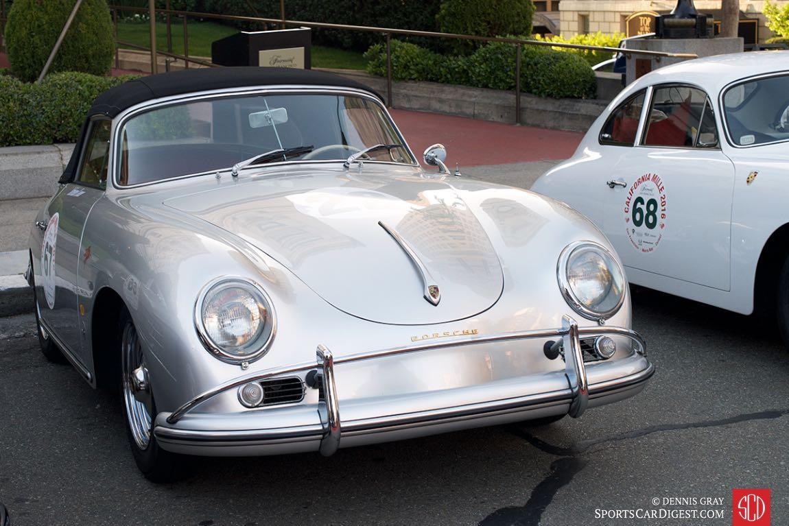 1959 Porsche 356A Roadster