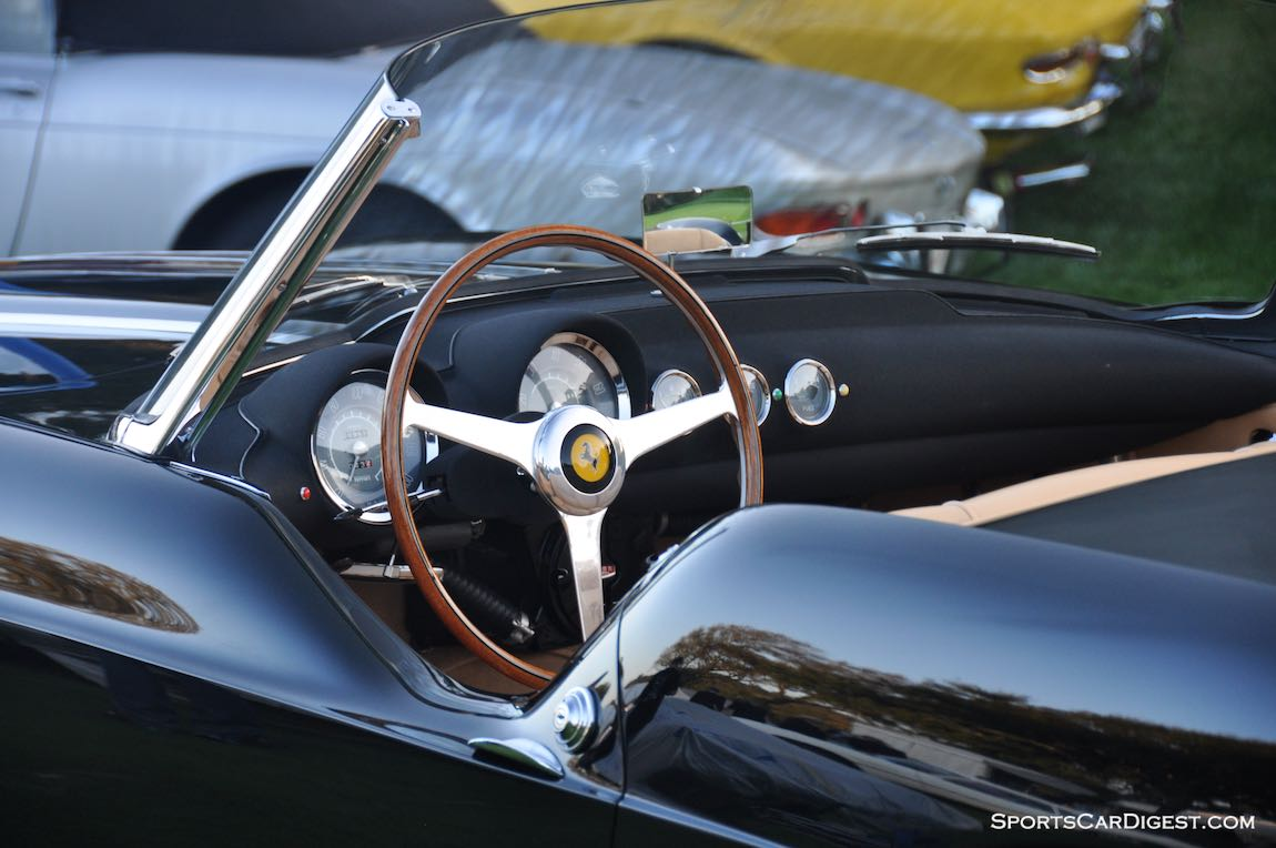 1957 Ferrari 250 GT Pinin Farina Cabriolet Prototype 0655GT