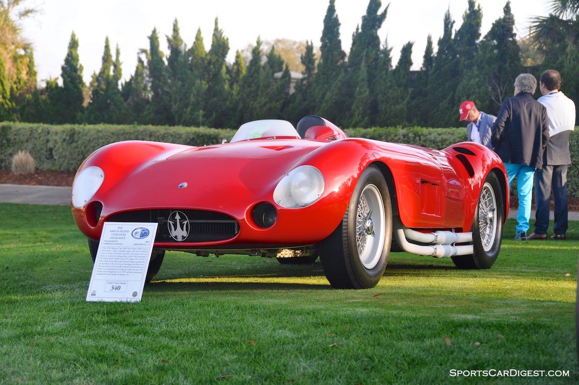 1956 Maserati 300 S