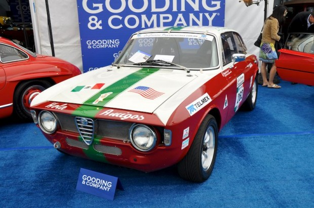 1968 Alfa Romeo GT Junior Sprint