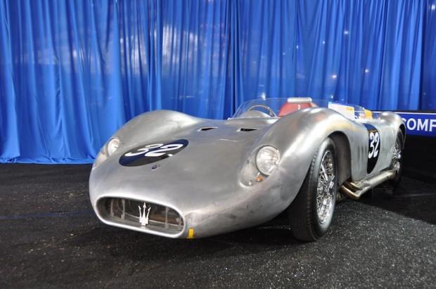 1956 Maserati Tipo 52 200SI Sports Racer