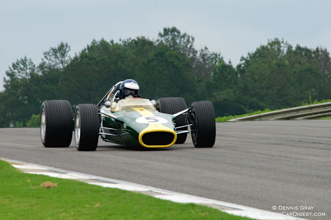 Chris MacAllister's Lotus 49