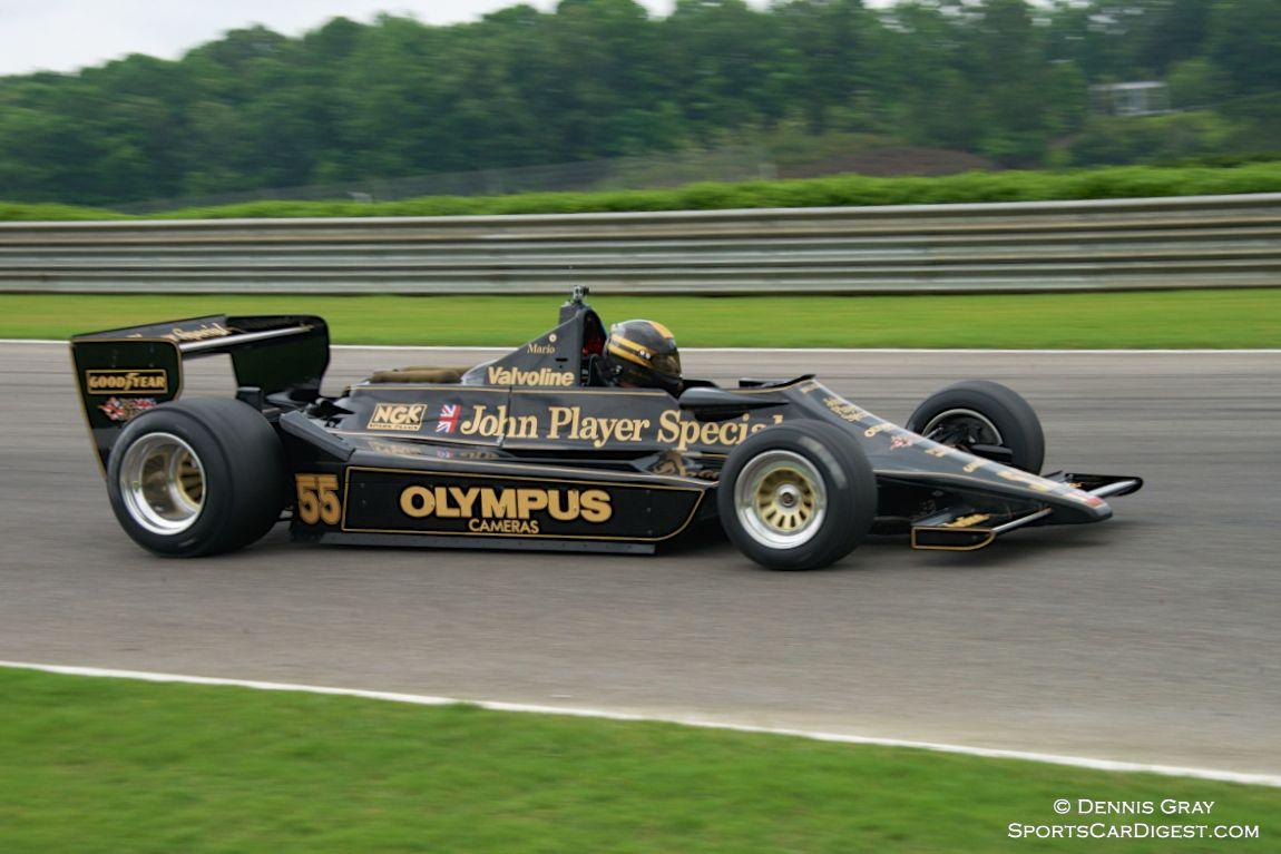 Doc Bundy's Lotus 79