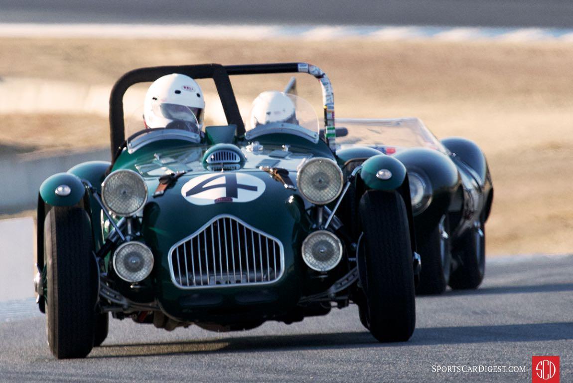 Steve Schuler - Allard J-2 Le Mans