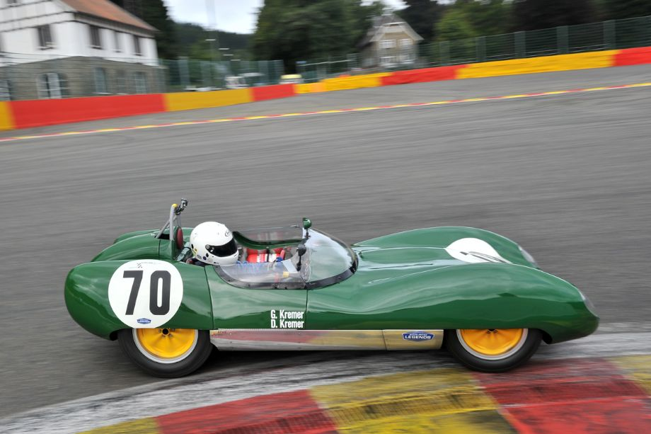 Lotus 17 Prototype