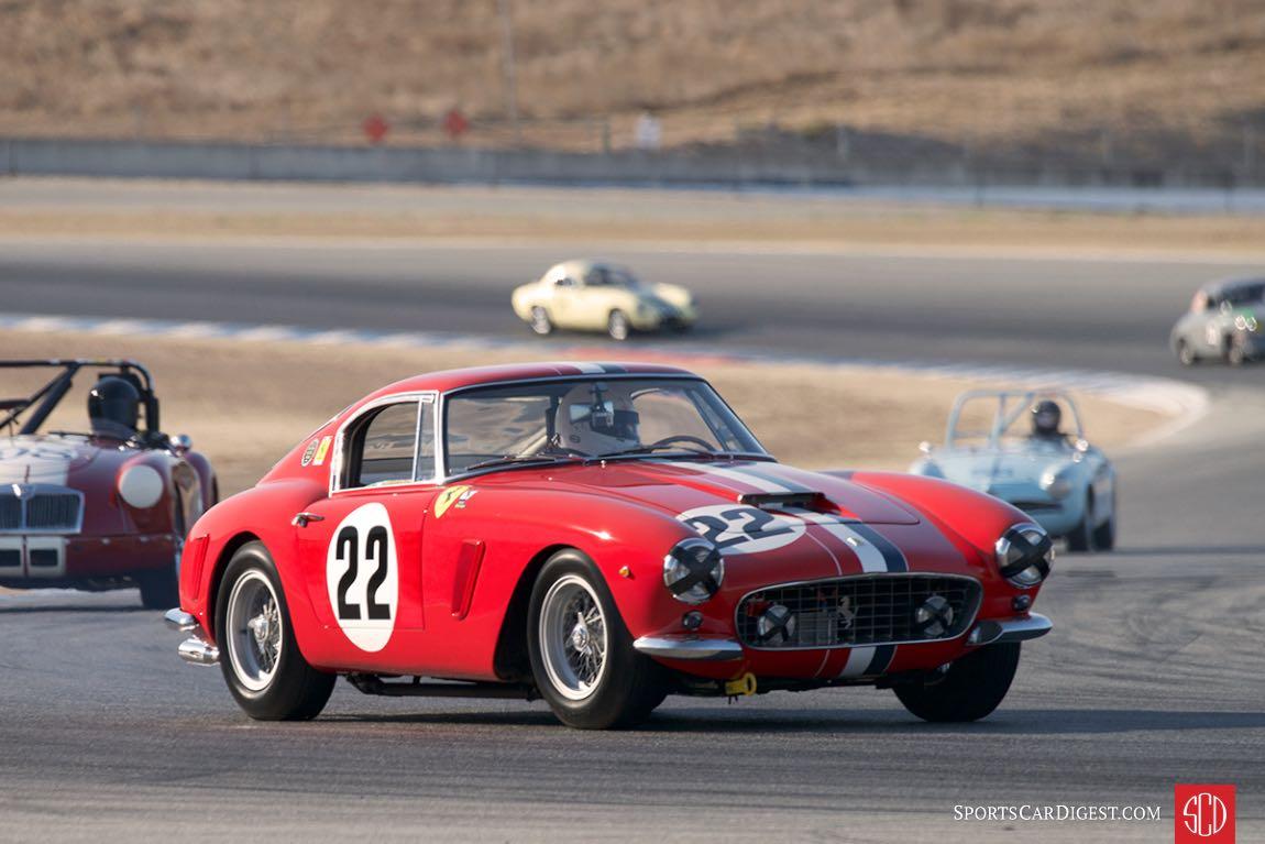 Robert Bodin - Ferrari SWB