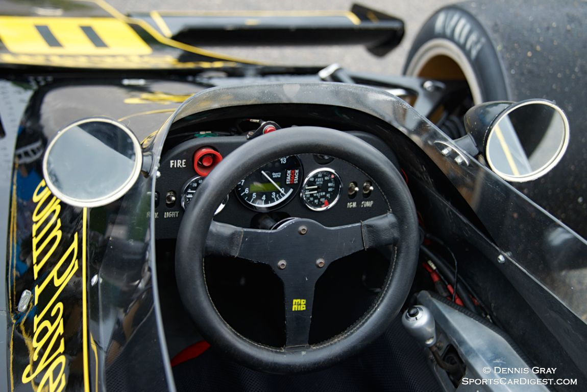 Andrew Beaumont's Lotus 76