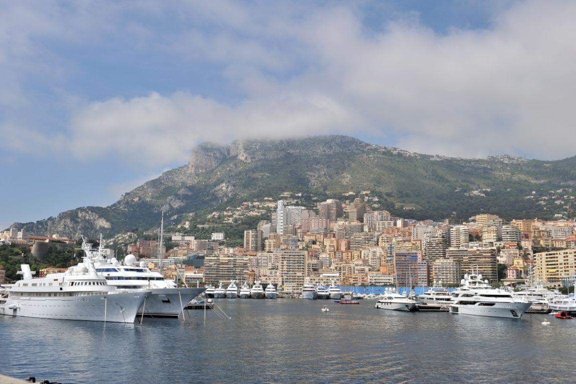 2014 Monaco Historic Grand Prix Atmosphere