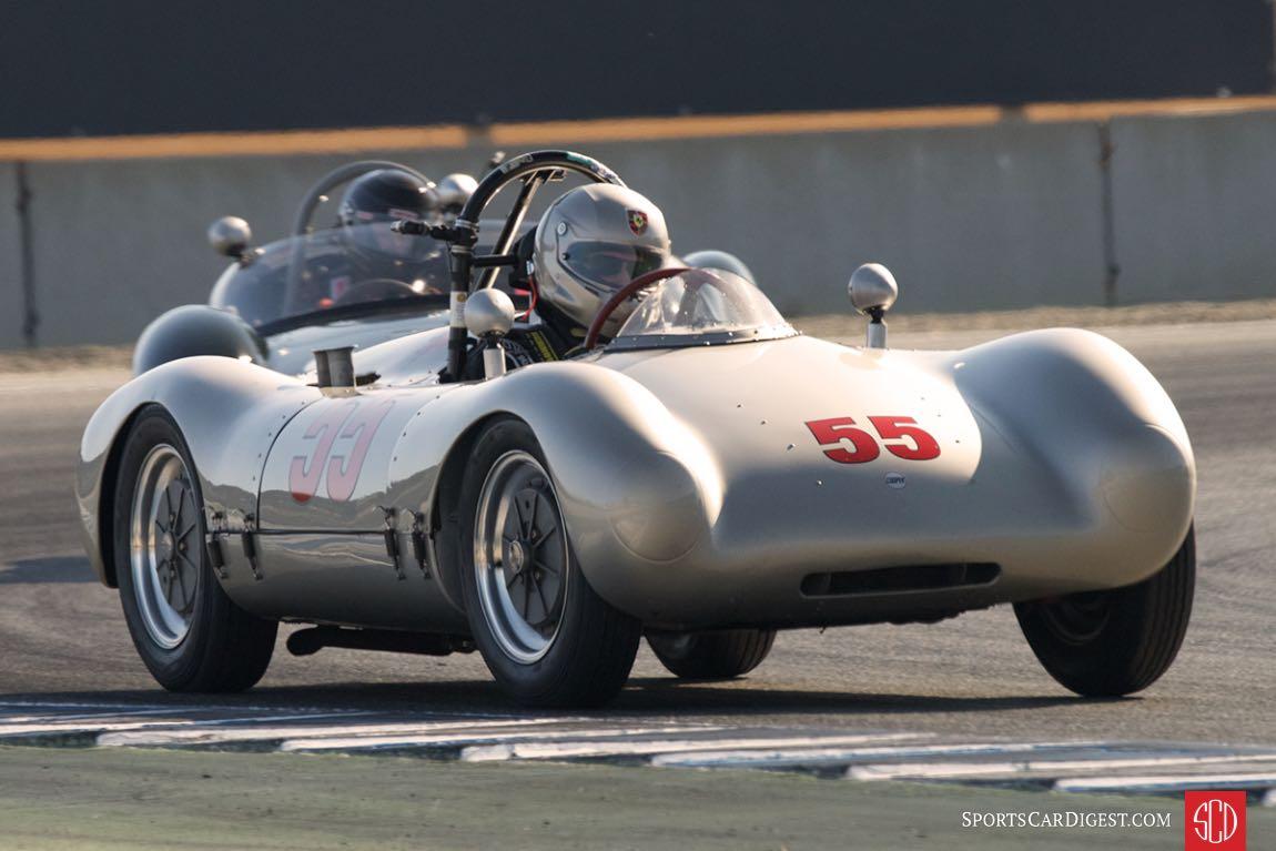 Cameron Healy - Porsche Cooper Pooper.
