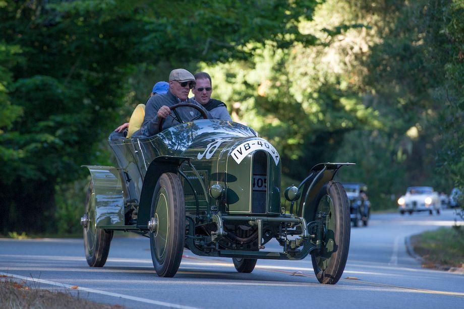 1910 Benz 21/80hp Prinz Heinrich Renn Wagen