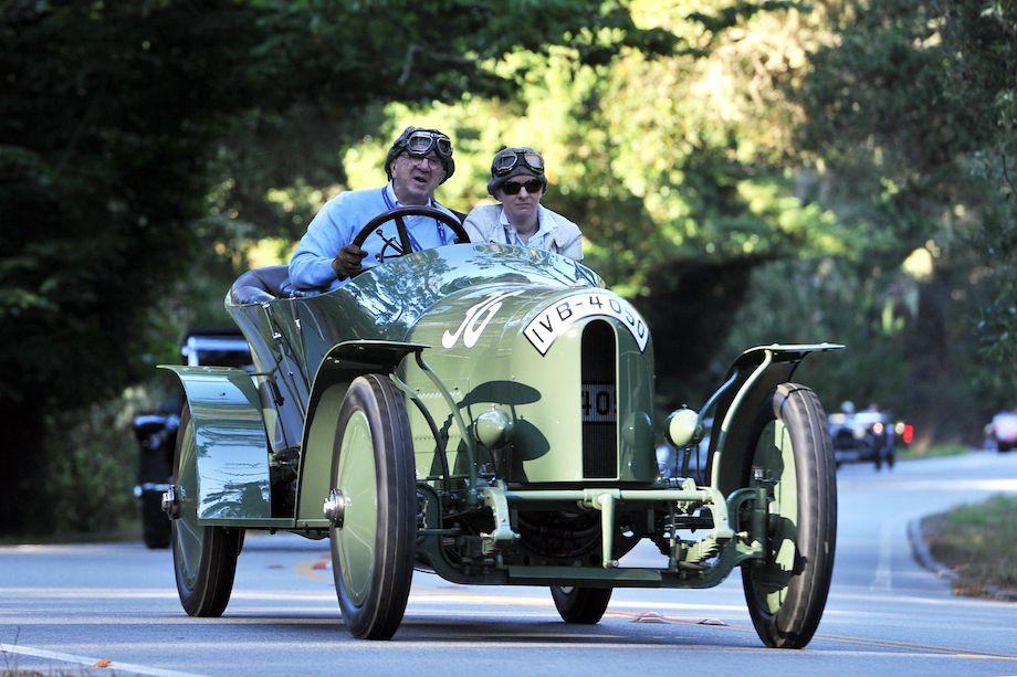 1910 Benz 22/80hp Prinz Heinrich Renn Wagen