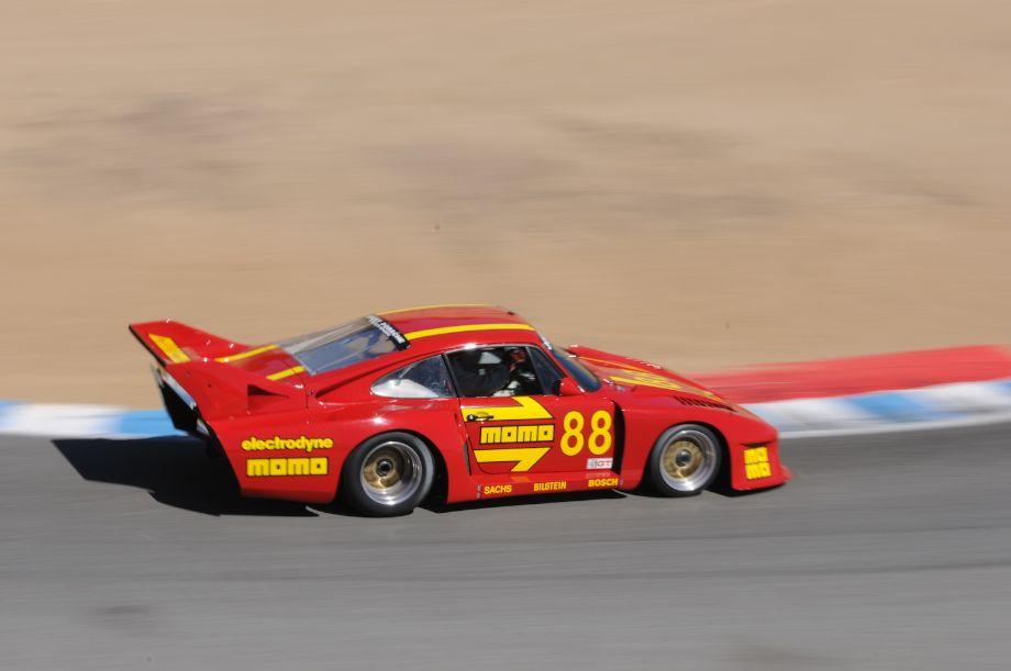 1980 Porsche 935.