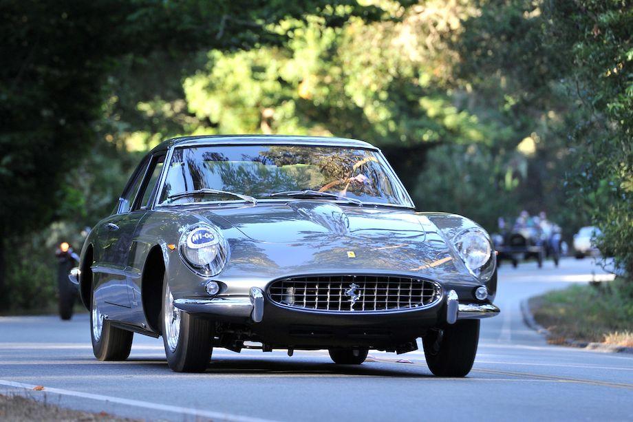 1963 Ferrari 400 Superamerica Pininfarina Coupe