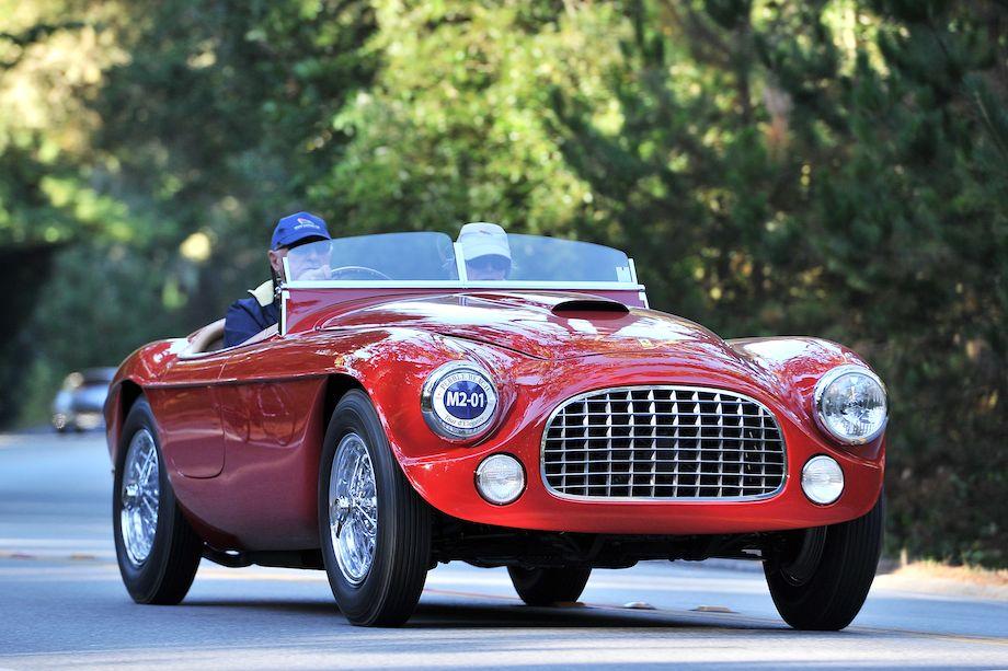 1951 Ferrari 212 Export Touring Barchetta