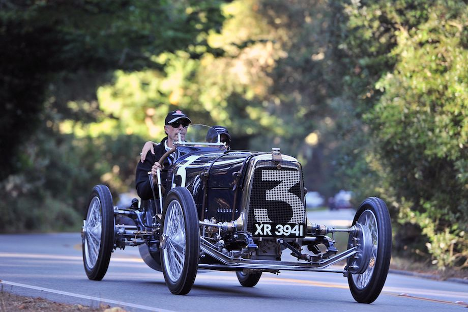 1925 Aston Martin 16 Valve Twin Cam Grand Prix