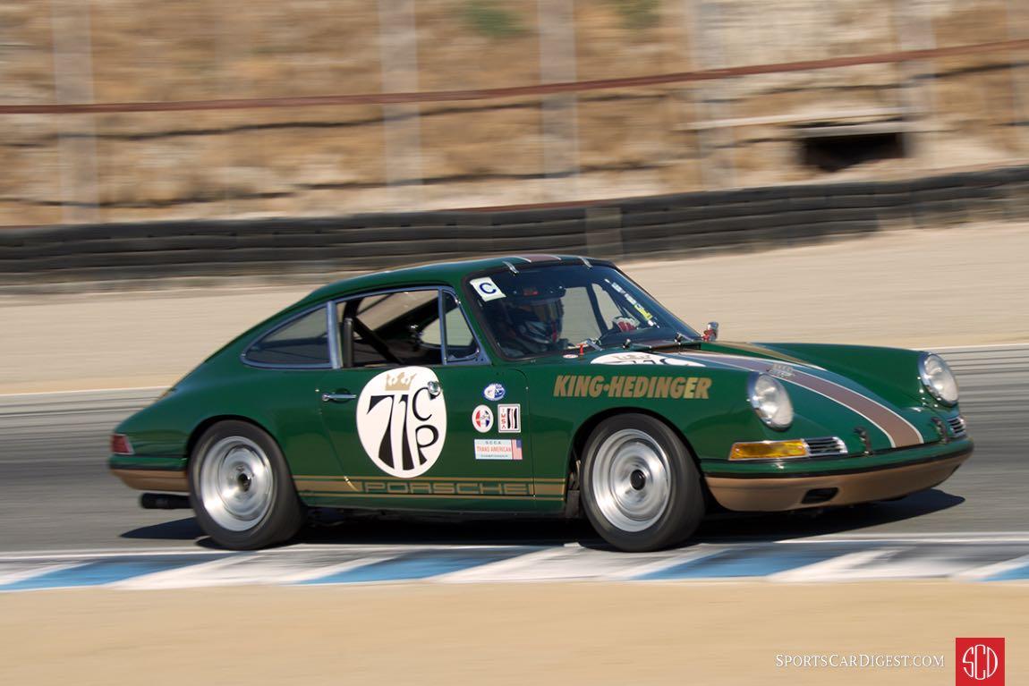 George Calfo - Porsche 911S
