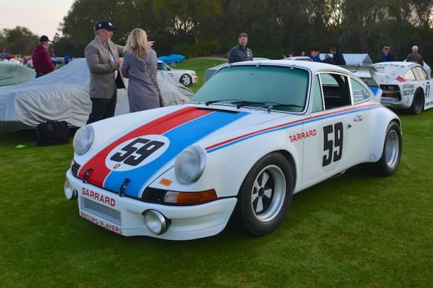 Brumos 1973 Porsche 911 RSR