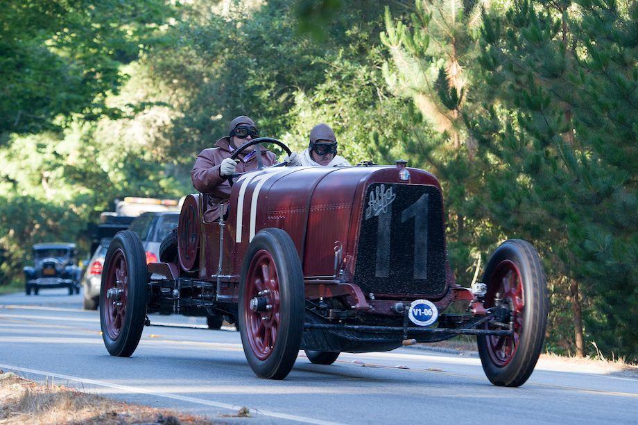 1921 Alfa Romeo G1 Race Car
