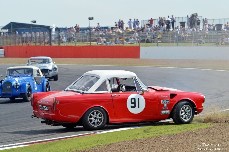 1953 Aston Martin DB3 Sports