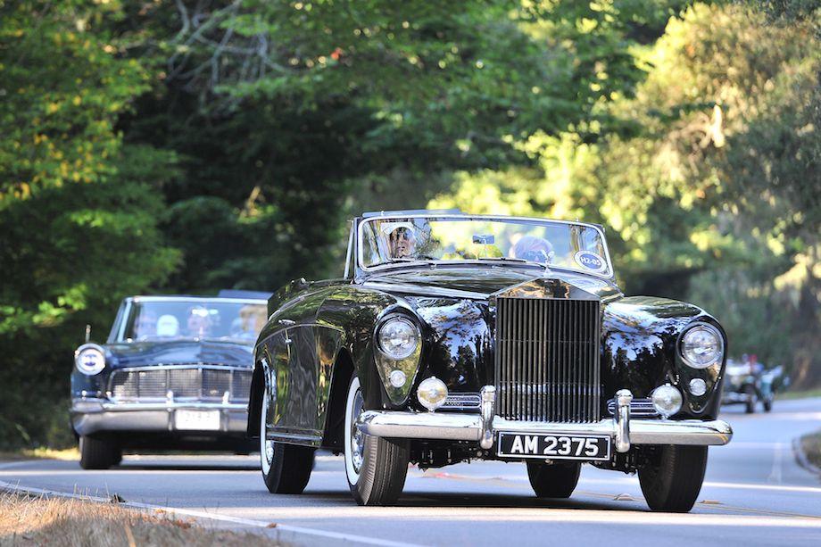 1958 Rolls-Royce Silver Cloud Freestone and Webb Drophead Coupe