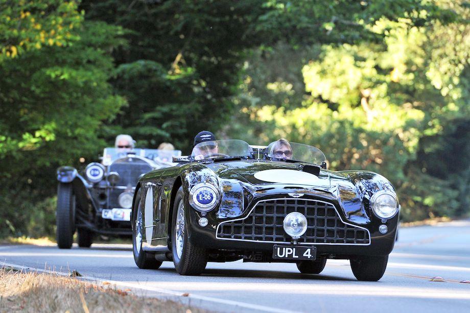 1952 Aston Martin DB3 Sports