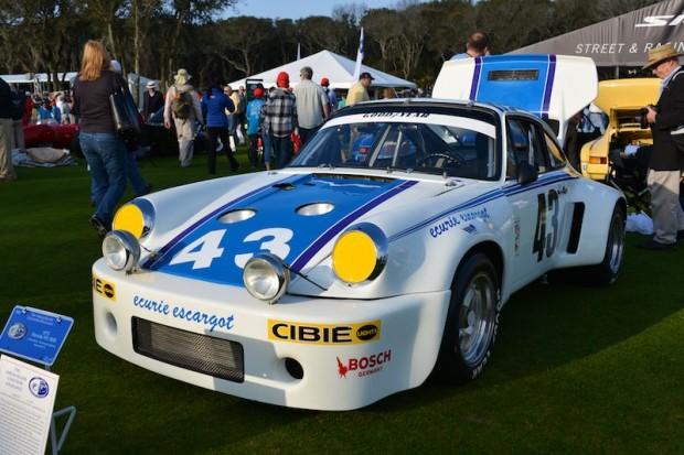 1975 Porsche 911 RSR of the Brumos Collection