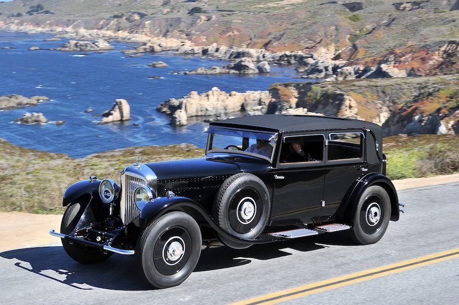 1931 Bentley 8-Litre Sport Saloon