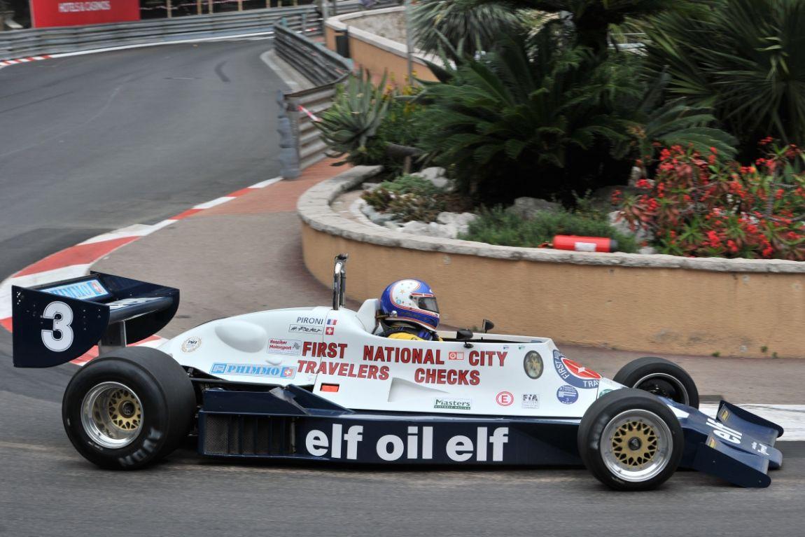 1978 Tyrrell 8