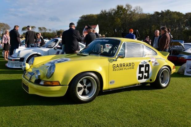 Brumos 1973 Porsche Carrera RSR 2.8, Sebring Winner