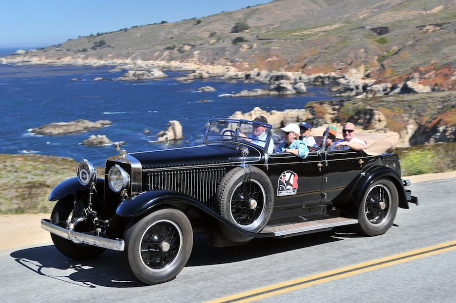 1930 Hispano-Suiza H6C D'Iteren Freres Transformable